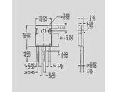 Tranzistor močnostni Mosfet N-Ch 200V 50A 300W 0,04R TO247AC