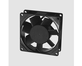 Ventilator 12V 80x80x25 S 71m3/h 34dBA