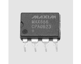 MAX667CPA+