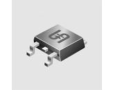 Mosfet močnostni N-Ch 600V 2A 50W 8,0R TO252