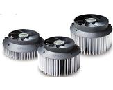 Ventilator 5V 86x52 V AL 0.26K/W 13.9dBA