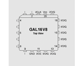 IC logičen za programiranje 45mA 15ns PLCC20