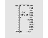 IC logičen za programiranje 75mA 10ns DIP24